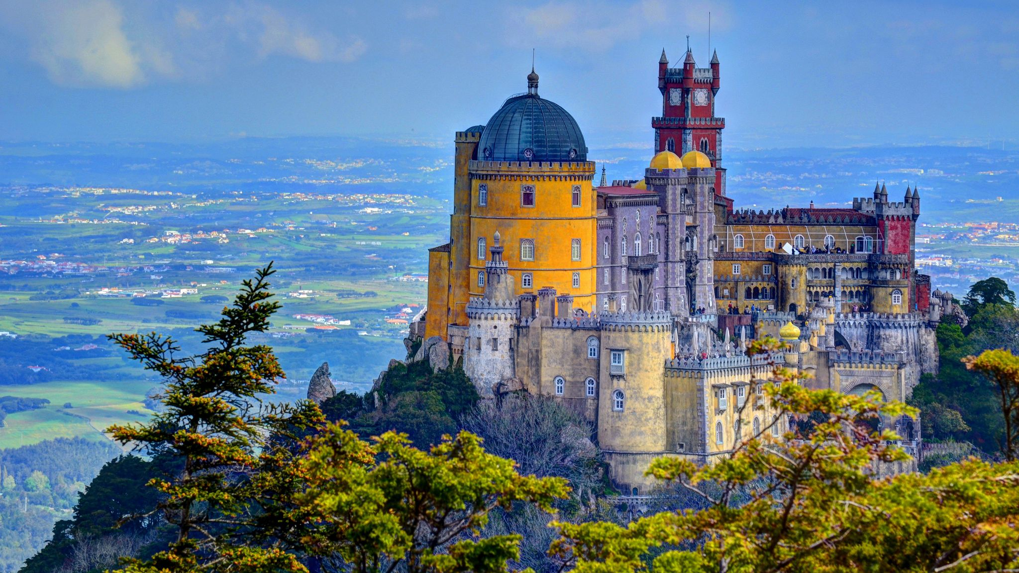 Private Day Trip to Sintra & Cascais