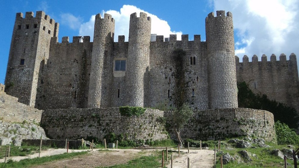 Show item 3 of 8. Castle in Portugal