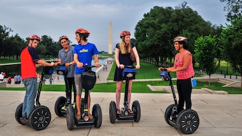 National Mall Sites by Segway Tour