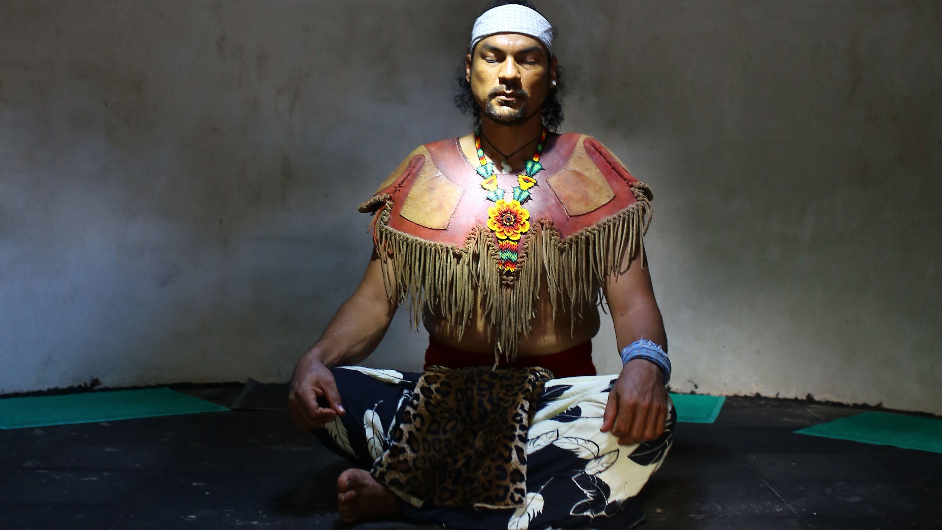 Temazcal Ritual