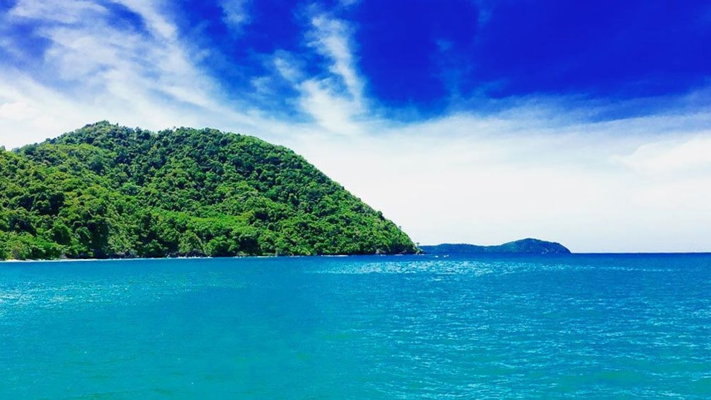 Show item 3 of 5. Serene view of Phuket Coral Island