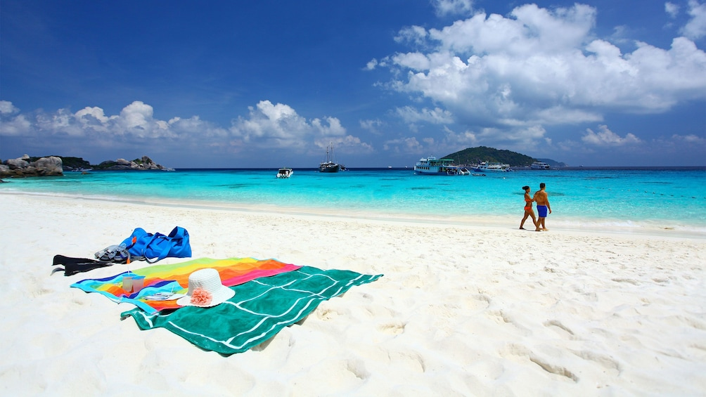 Show item 1 of 5. Phuket Coral Island with Lunch
