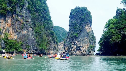 James Bond Island via Sea Canoe in Krabi