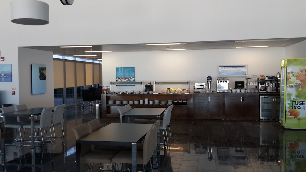Show item 4 of 5. Airport Lounge