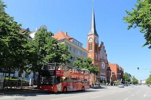 Hop-on-Hop-off-Stadtrundfahrt durch Kiel