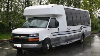 Micro-ônibus executivo de particular: Centro de Vancouver - Whistler