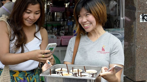 Bites and Sites tour in Bangkok
