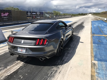 Super Car Mustang GT 5.0 Driving Experience