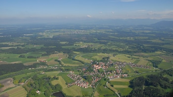 Bavarian Lakes & Munich Helicopter Flight