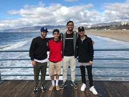 Los Angeles Beach Tour of Santa Monica & Venice
