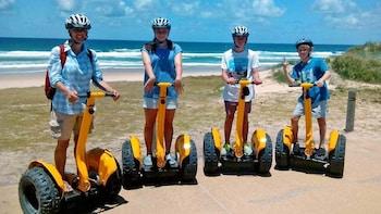 Segway Safari Tour along the Gold Coast
