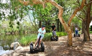 RACV Royal Pines All-Terrain Segway Tour on the Gold Coast