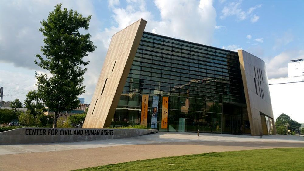 The Center for Civil and Human Rights and Apex Museum Combo