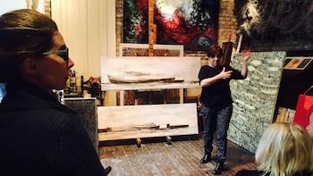 Visite privée personnalisable d'ateliers d'art