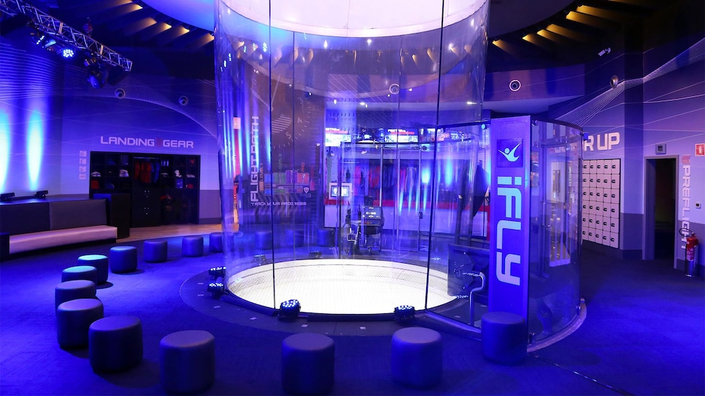 Inside the Indoor Skydiving Experience in Sao Paulo (city), Brazil