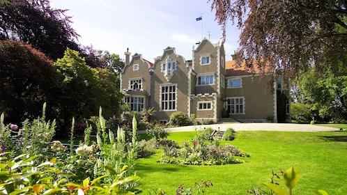 Olveston Historic Home in Dunedin, New Zealand