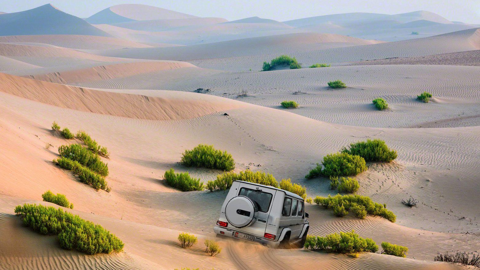 Luxury Desert Dune Dinner