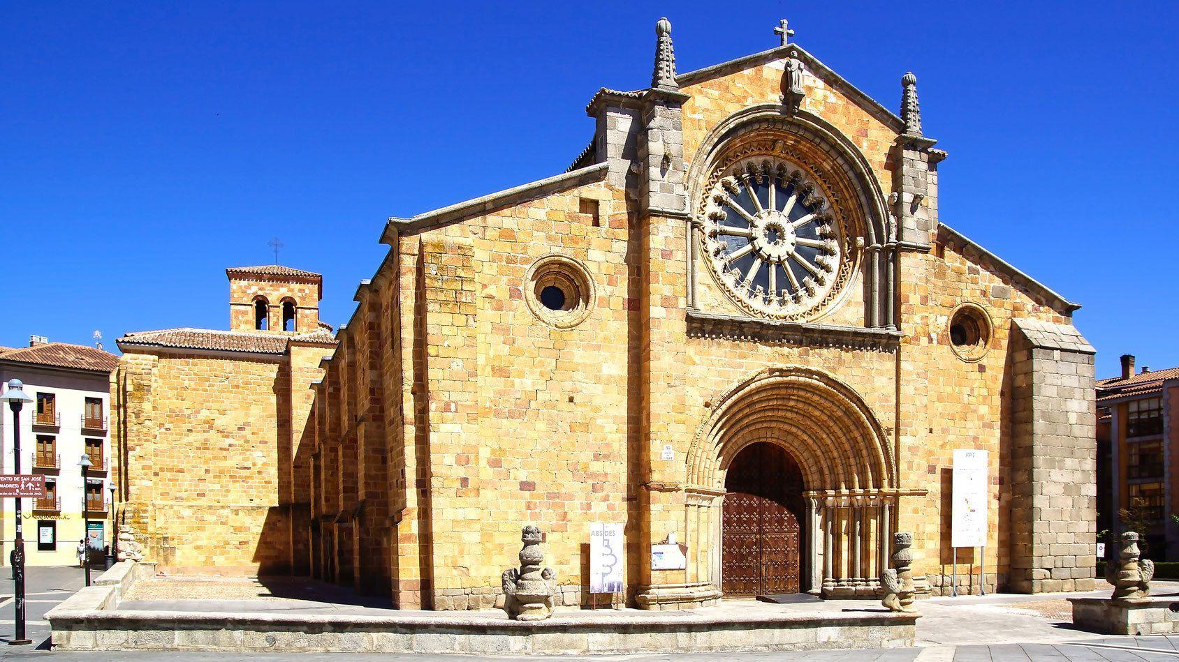 Cathedral in Avila