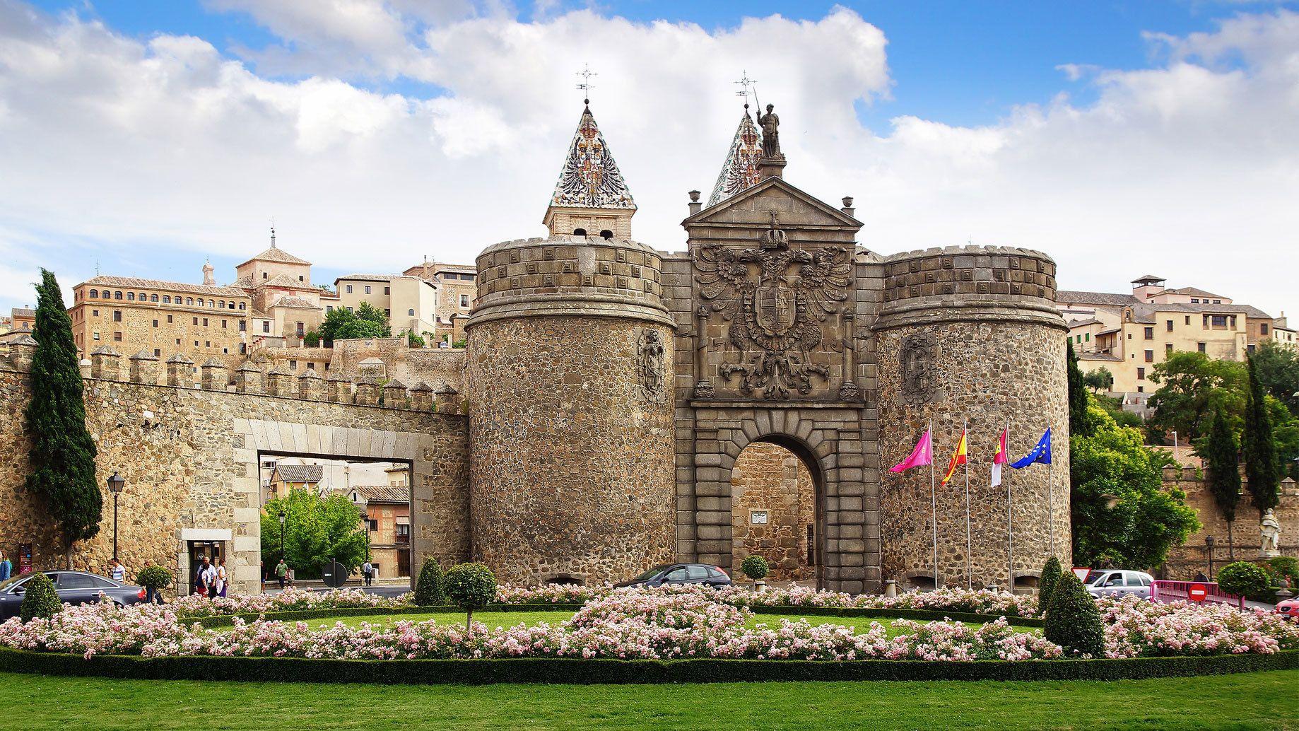 Halvdagstur til Toledo by