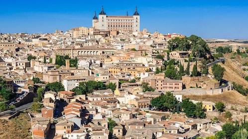 Day view of Toledo