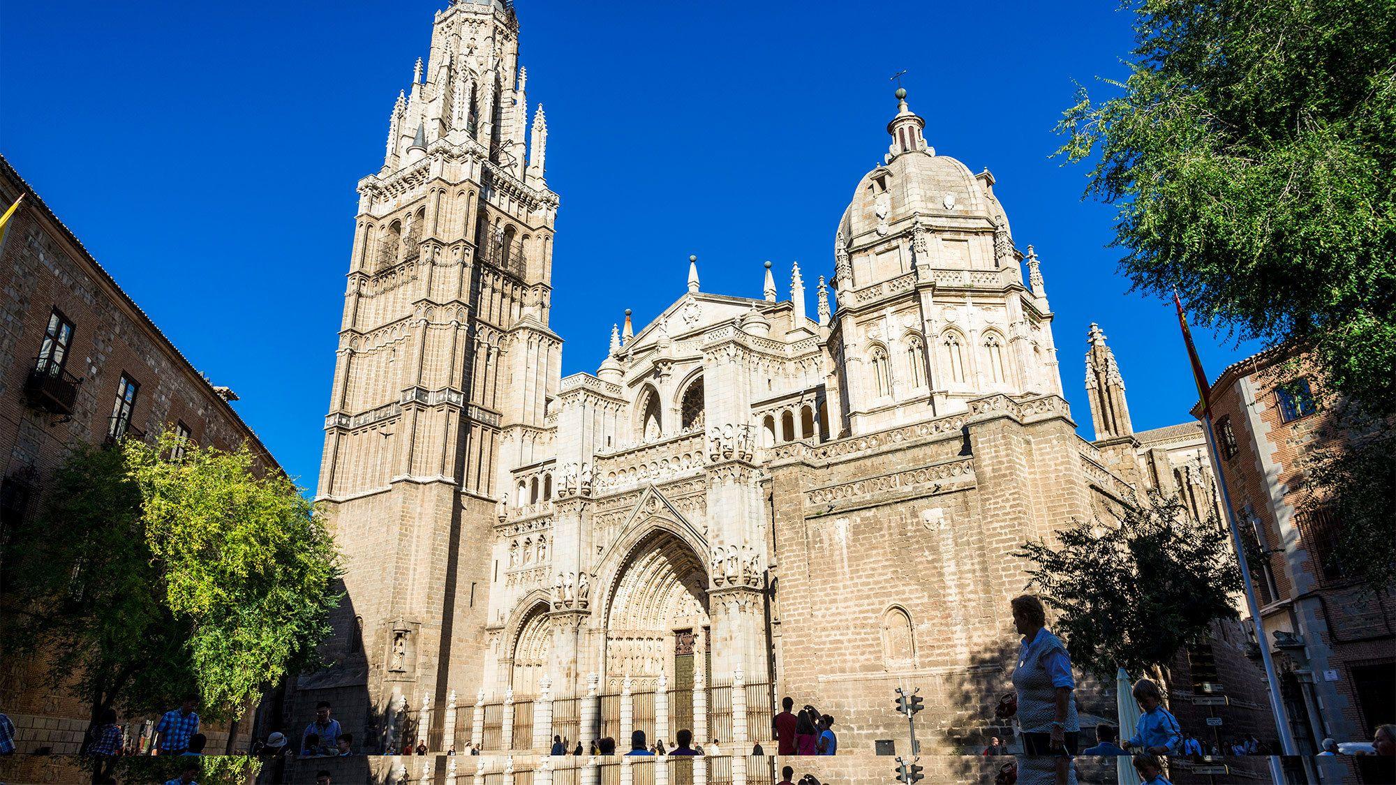 Heldags ekskursjon til Toledo