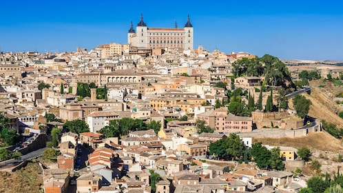 Day view of Toledo