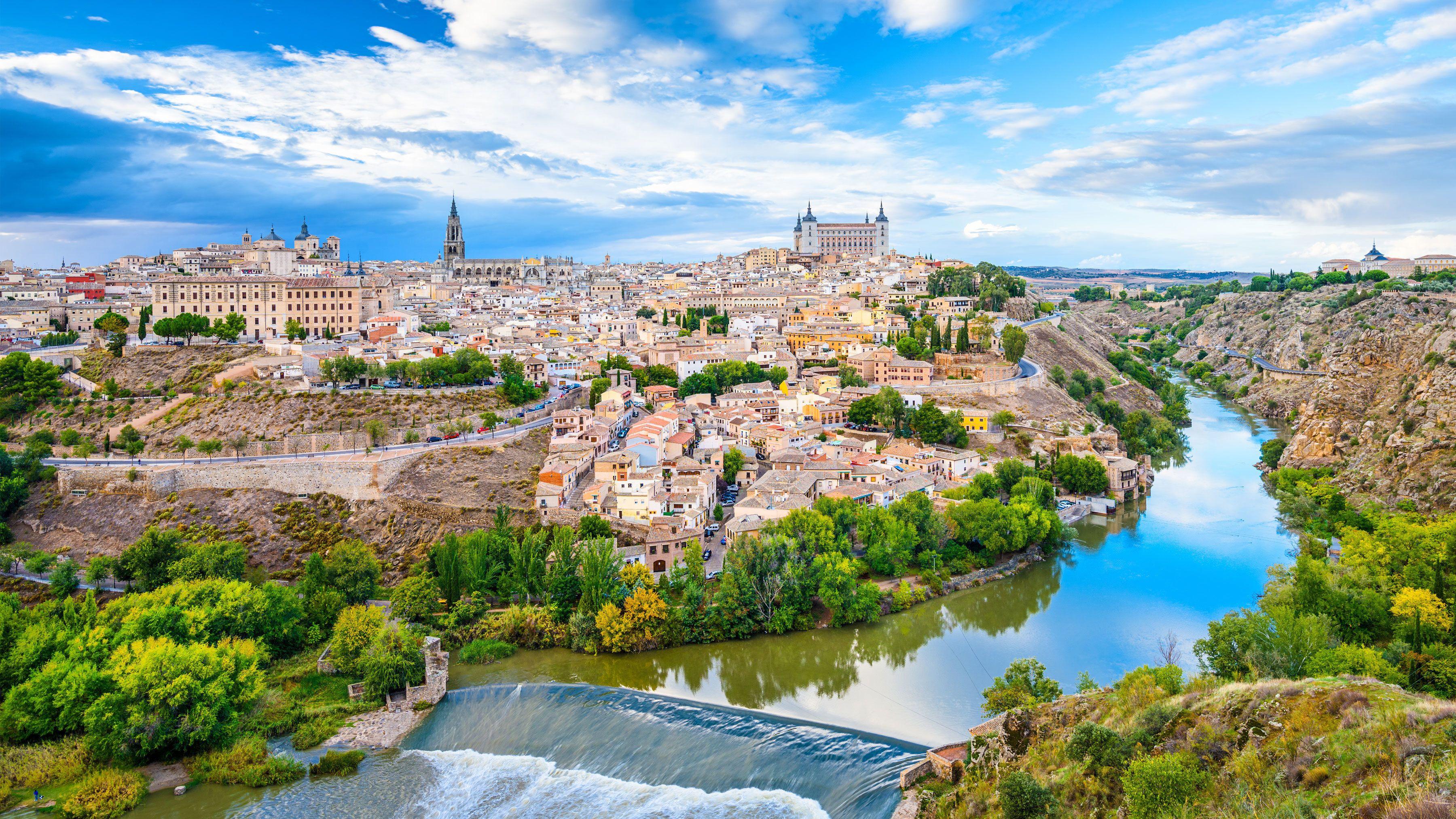 Combo Excursion Package: El Escorial, Valley of the Fallen & Toledo