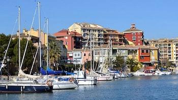 Rundtur i Valencias Lilla Venedig med lunch vid havet