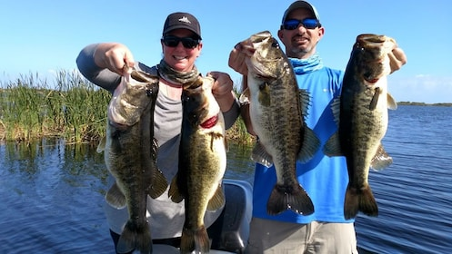 Gainesville Bass Fishing Trip