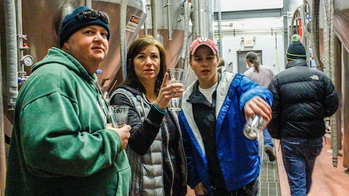 Brewery tasting tour