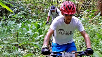 Jungle & River Adventure Full-Day Mountain Bike Tour