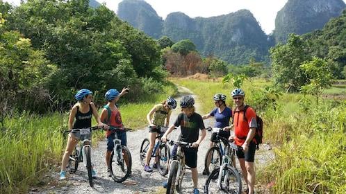 Bike tour in Malaysia