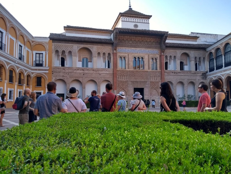 Fast Access Tour to The Alcázar of Seville