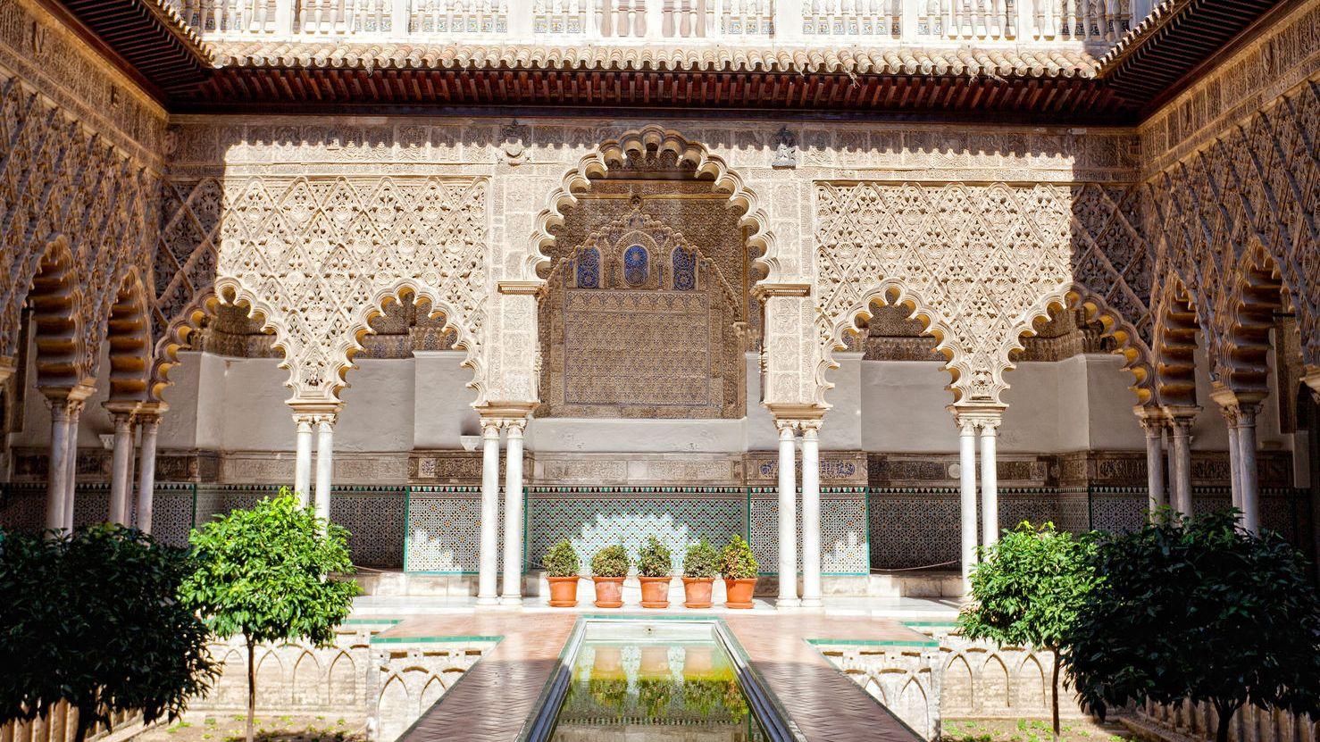 Visita con entrada de acceso rápido al Real Alcázar de Sevilla