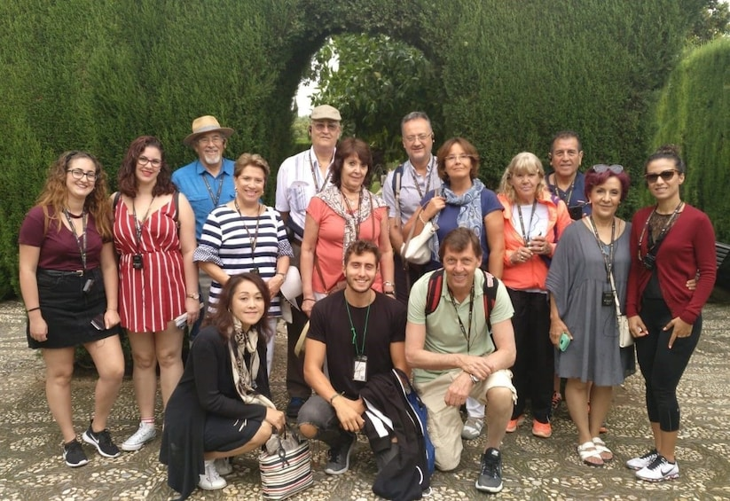 Alhambra & Generalife Behind-the-Scenes Tour