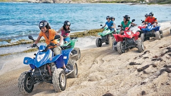 Off-Roading Quad bike Tour to Friars Bay