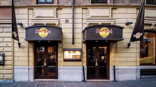 Hard Rock Cafe in Rome
