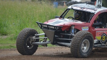 V8 Buggy 6-Lap Driving Experience