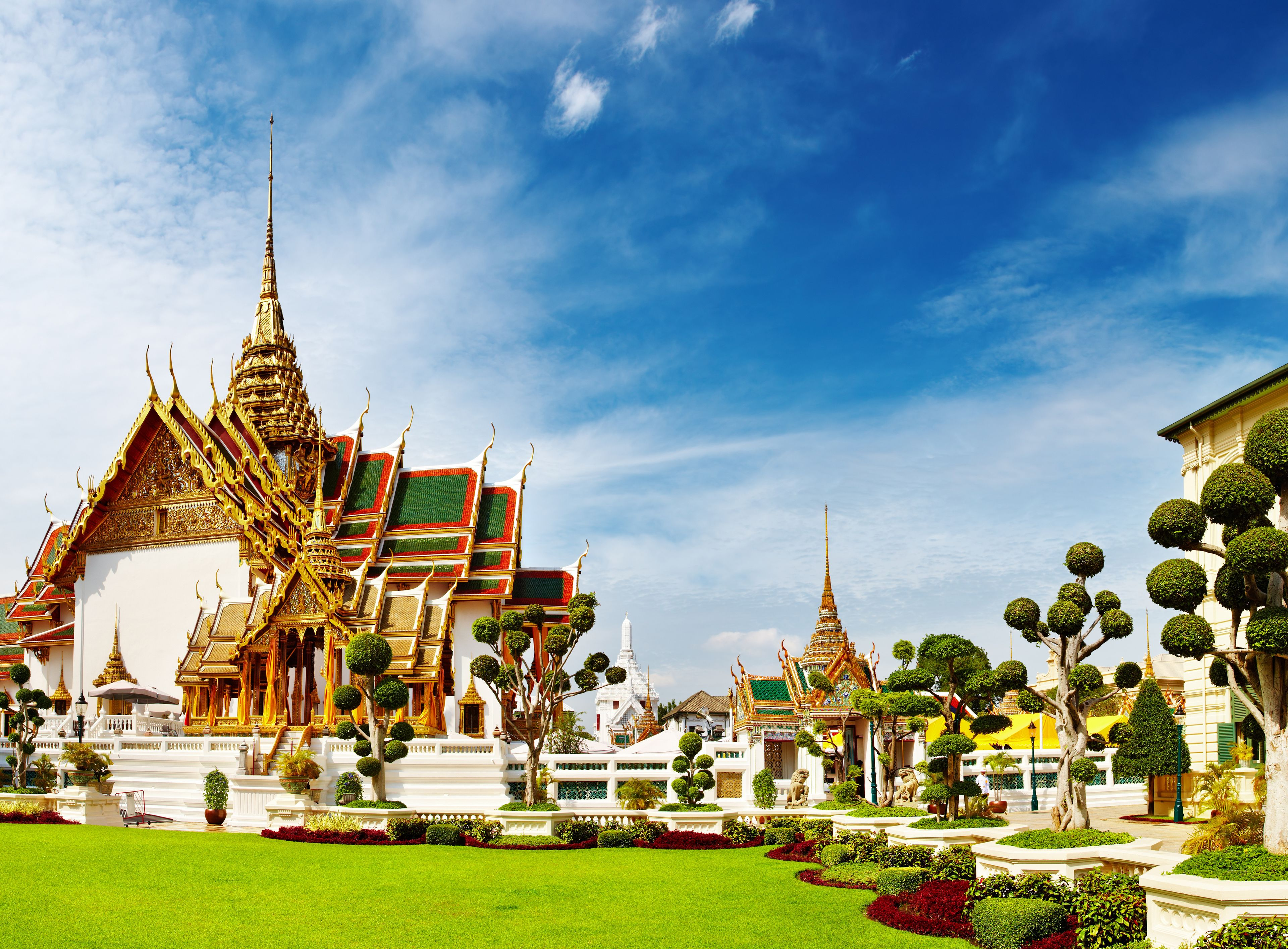 Private Grand Palace, Emerald Buddha & Reclining Buddha Morning Tour
