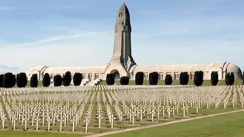 Excursion d'une journée à Verdun dans les champs de bataille de la première...