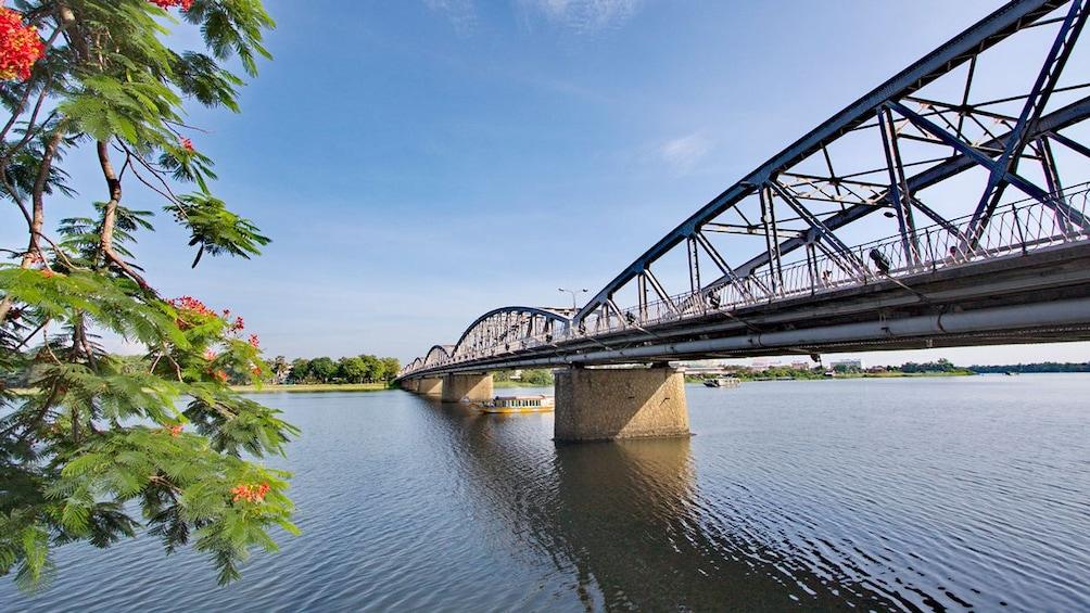 Show item 2 of 6. Bridge in Vietnam