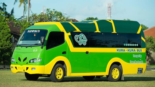 Kura-Kura tour bus in Bali