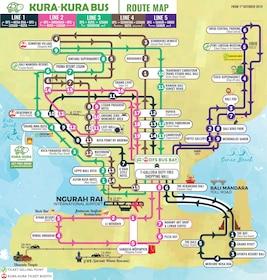 Kura-Kura Shuttle Bus Pass