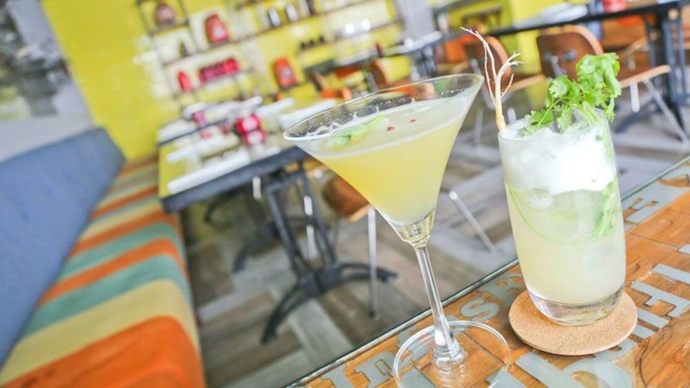 Show item 6 of 6. Cocktails in Bangkok