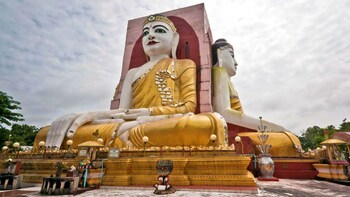 Private Full-Day Tour of Bago with Lunch