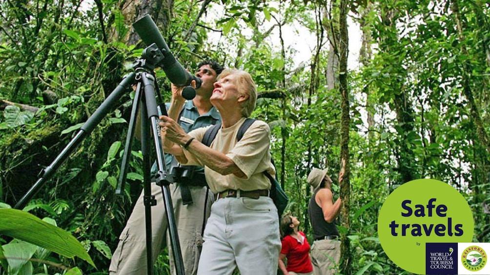 Show item 1 of 10. Bird-Watching Tour at Rainforest Adventures Park