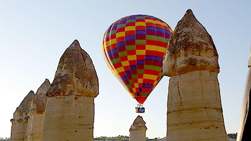 Show item 1 of 5. Hot Air Balloon over Cappadocia