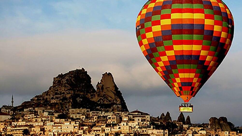 Show item 2 of 5. Hot Air Balloon over Cappadocia