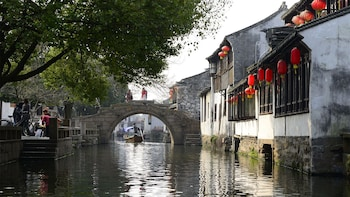 Private Tour - Shanghai – Zhouzhuang Day Tour
