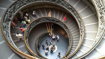 Capela Sistina, Basílica de São Pedro e Passeio nos Museus do Vaticano sem ...